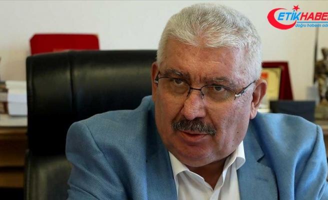 MHP'li Yalçın: MHP Lideri Devlet Bahçeli'siz bir siyaset hayali kuruyorsunuz ya, daha çok beklersiniz!