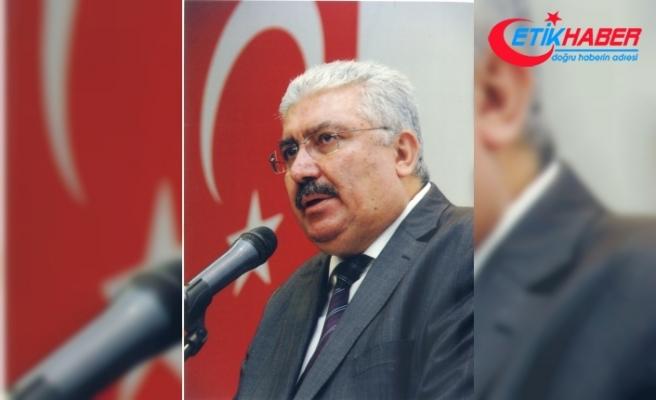 MHP'li Yalçın: CHP, devletin ayağına çelme takmaya, halka ayak bağı olmaya memur edilmiş bir partidir