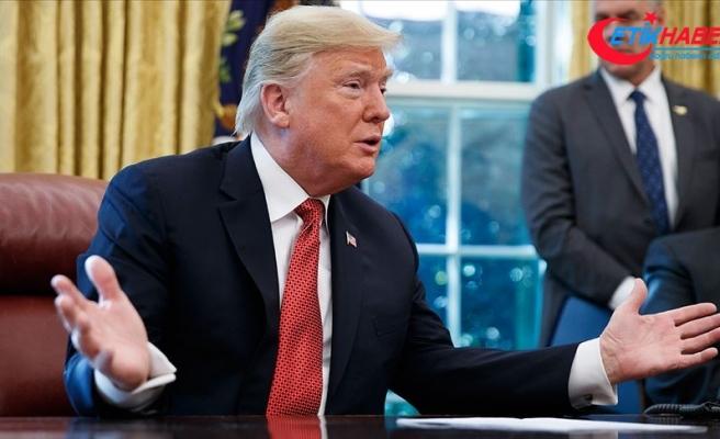 Müslüman vekile Trump'tan tepki: Gözyaşlarına kanmıyorum