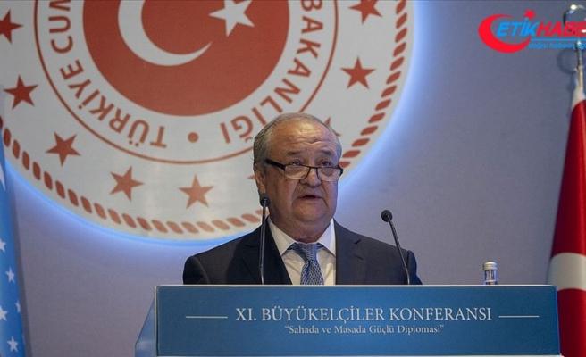 Özbekistan Dışişleri Bakanı Kamilov: Türkiye-Özbekistan ilişkilerini güçlendirmeye önem veriyoruz
