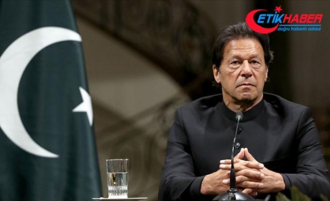 Pakistan Başbakanı Han: Dünya Hindistan'a müdahale etmezse kötü sonuçlar ortaya çıkacak