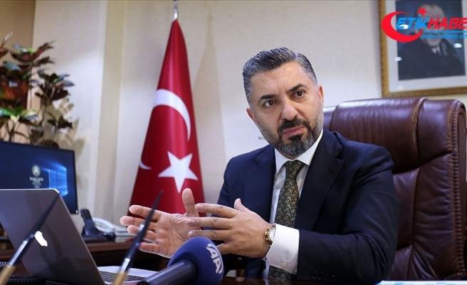 RTÜK Başkanı Şahin: Eleştiriler iyi niyetli olmayan muhalefet alışkanlığından kaynaklanıyor
