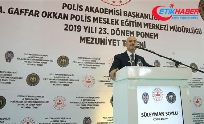 Soylu: 7 ayda PKK'dan 87 üst düzey terörist etkisiz hale getirildi