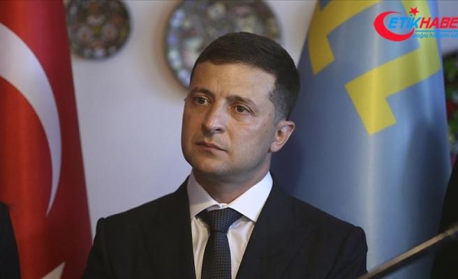 'Ukrayna, Kırım Tatarlarını kendi sorunlarıyla baş başa bırakmayacak'