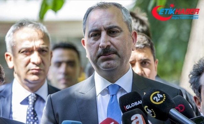 'Yargı Reformu Strateji Belgesi devletimizin milletimize sözüdür'