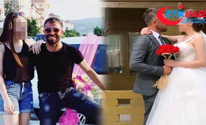 16 yıllık evliliğini bitirmeden başka bir kadınla düğün yaptı