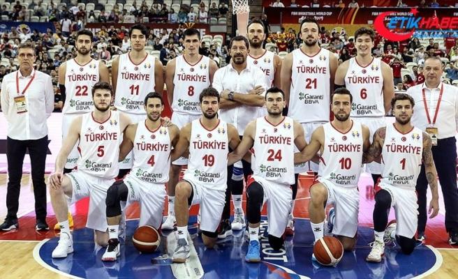 A Milli Basketbol Takımı, Yeni Zelanda maçına hazır