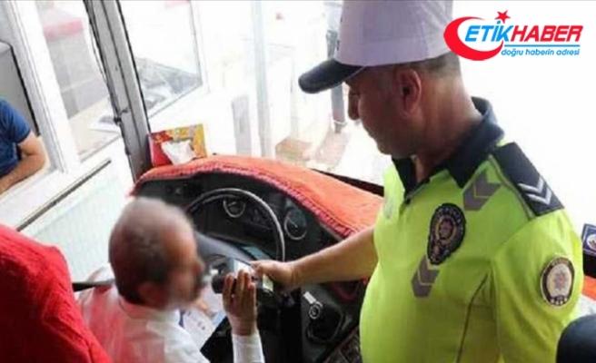 Alkollü araç kullanan sürücülere yönelik Türkiye genelinde denetim