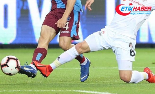 Beşiktaş, Trabzonspor deplasmanında