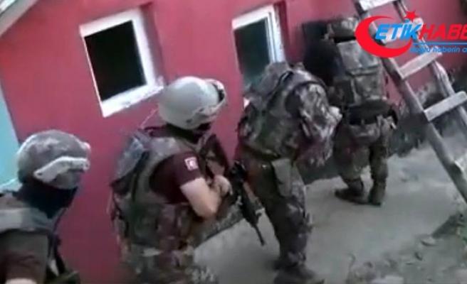 Bingöl'de uyuşturucu operasyonu: 20 tutuklama