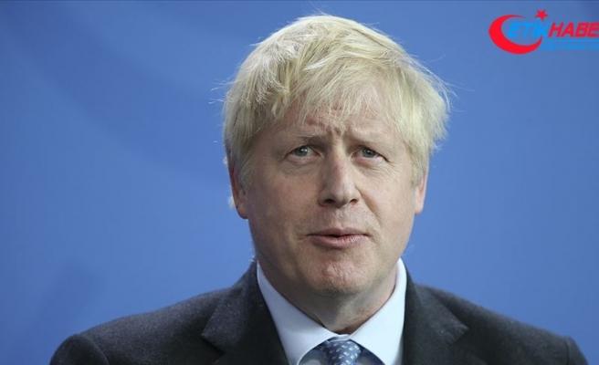 """İngiltere Başbakanı Johnson: """"AB'den 31 Ocak'ta ayrılacağız"""""""