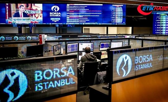 Borsa, günün ilk yarısında 104.000 puanı aştı
