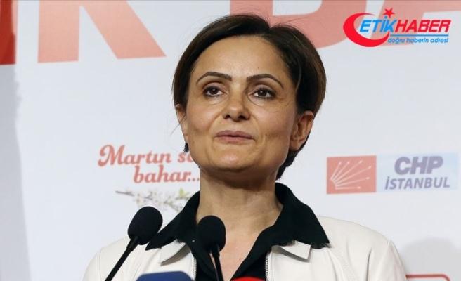 Canan Kaftancıoğlu'nun yargılandığı davada karar