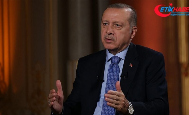 Cumhurbaşkanı Erdoğan: S-400 olayı Türkiye-Amerika ilişkilerini kesinlikle bozmamalı