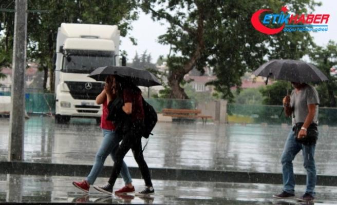 Doğu'da en yüksek hava sıcaklığı Erzincan'da ölçüldü