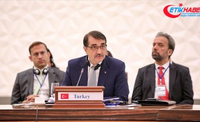 Enerji ve Tabii Kaynaklar Bakanı Dönmez: Elektrikte kurulu güç 15 yılda 3 katına çıktı