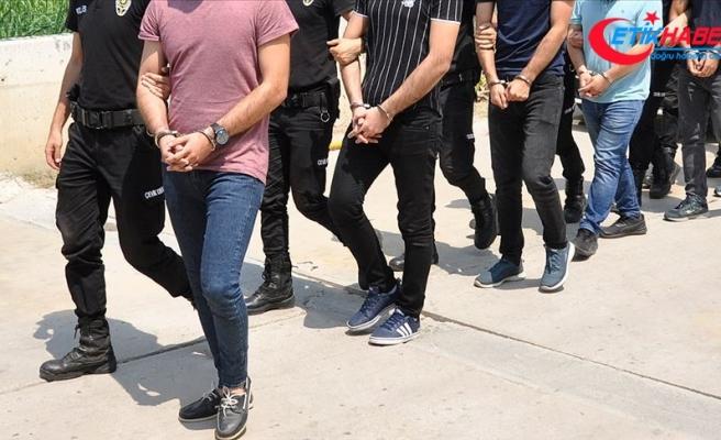 FETÖ'nün TSK yapılanmasına ilişkin 111 asker tutuklandı