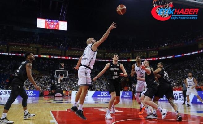 FIBA Dünya Kupasında ikinci tura yükselen son takım Yunanistan