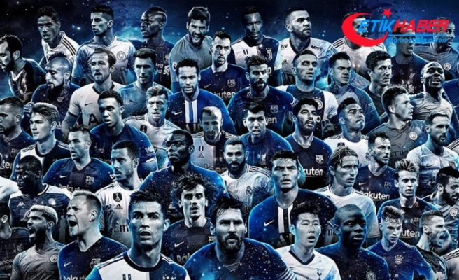 FIFA FIFPro Yılın 11'i adayları belirlendi