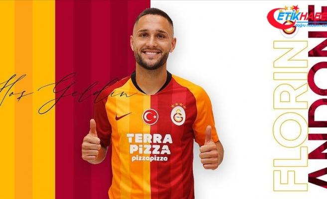 Galatasaraylı futbolcu Andone, test sonucunu açıkladı