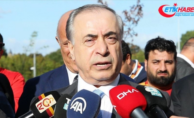 Galatasaray Kulübü Başkanı Mustafa Cengiz PFDK'ye sevk edildi