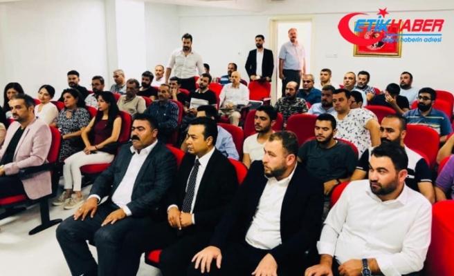Gaziantep'te İP'den MHP'ye Büyük Katılım