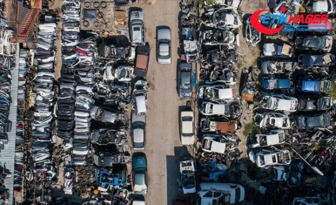 Hurda araçta ÖTV indirimi yıl sonunda bitiyor