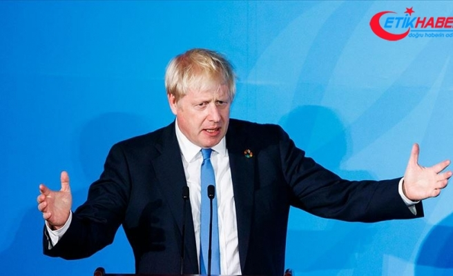 İngiltere Başbakanı Johnson: İngiltere 31 Ekim'de AB'den ayrılacak