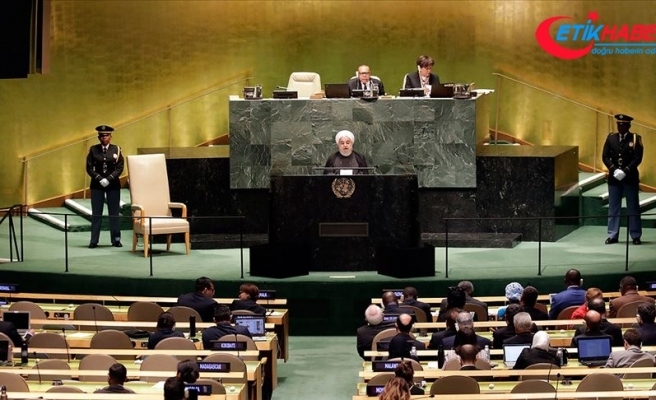 İran'dan ABD'ye 'yaptırımlar kalkmadan müzakere yok' yanıtı