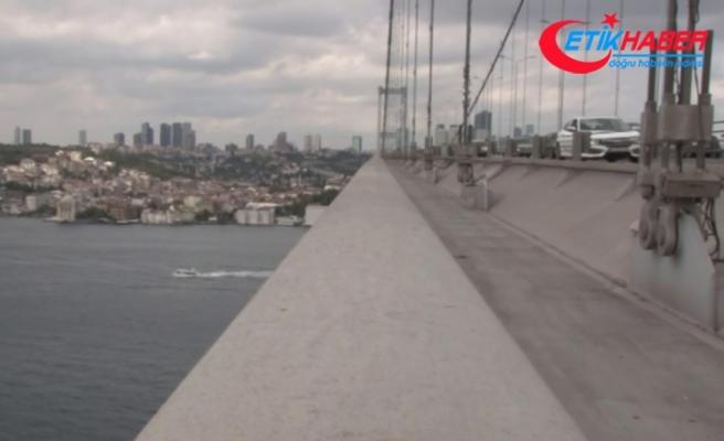 İşte köprüde herhangi bir hasarın olmadığının kanıtı !