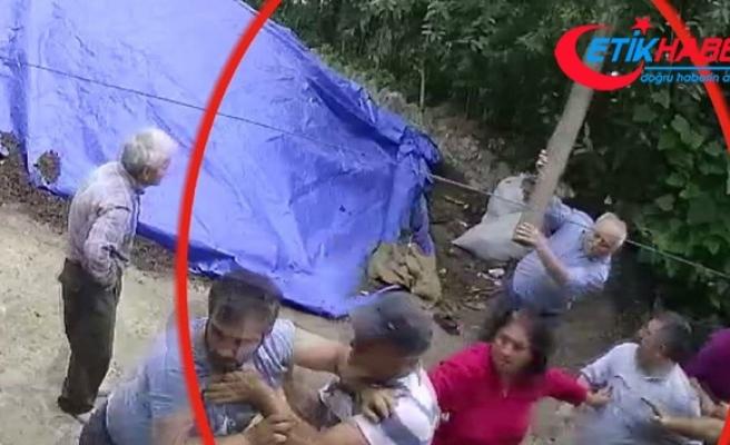 Kafasına kalasla vurulan kadın: 'Pusu kurularak, öldürmek için vurdular'