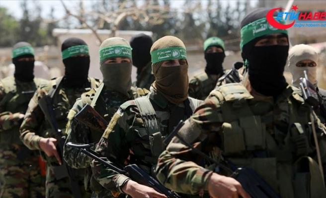Kassam Tugaylarından 'İsrail İHA'sını ele geçirdik' açıklaması