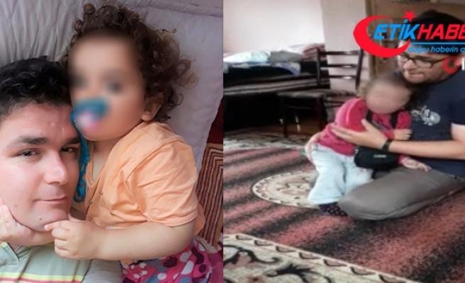 Küçük Rabia'nın gözyaşları yürekleri burktu