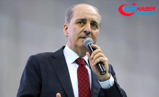 Kurtulmuş: Türkiye IMF defterini kapatmış kenara atmıştır