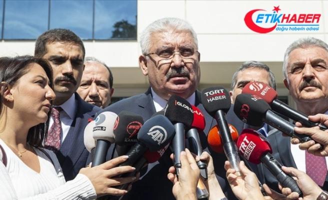 MHP'li Yalçın: MHP Lideri Bahçeli'nin sağlık durumu son derece iyi