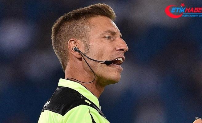 Moldova-Türkiye maçına İtalyan hakem
