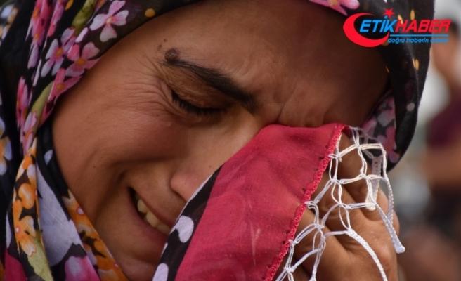 """""""Oğlum askere gidecekken aldılar. Oğlumu HDP'liler götürdü. Çocuğumu istiyorum"""""""