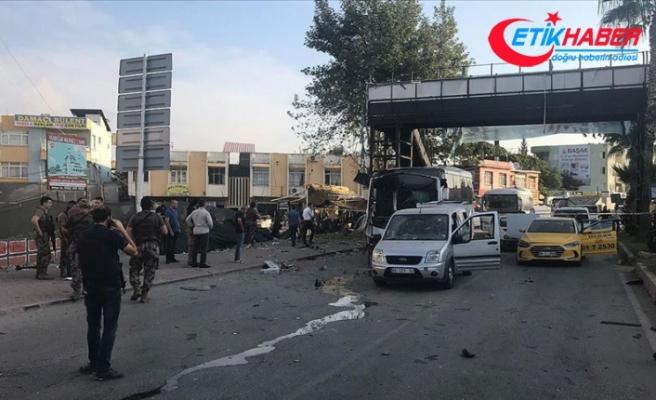 Oktay: Adana'daki terör saldırısında yaralanan 16 kişi taburcu edildi