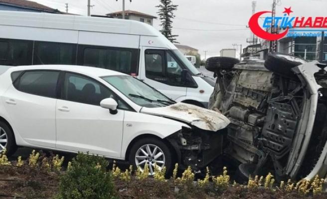 Ölümlü ve yaralanmalı trafik kazalarında yüzde 16'lık azalma