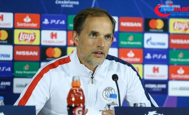 PSG Teknik Direktörü Tuchel: Galatasaray karşısında kalitemizi ispatlamak istiyoruz
