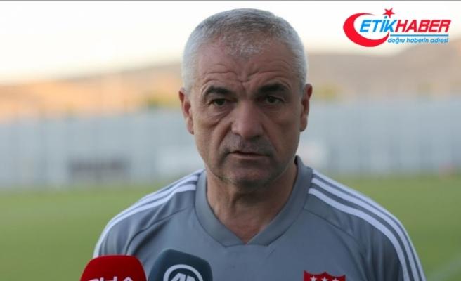 Sivasspor'da gözler üç final maçına çevrildi