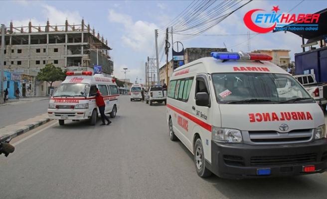 Somali'de Maarif Vakfı'na ait araca bombalı saldırı