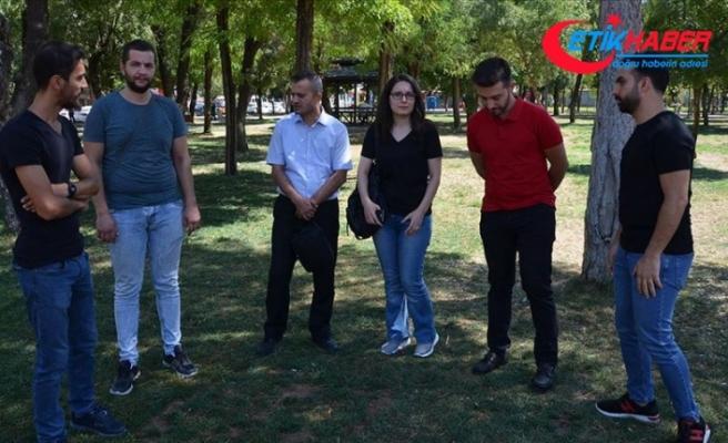 Sözleşmesi feshedilen işçilerden HDP'li belediyeye tepki