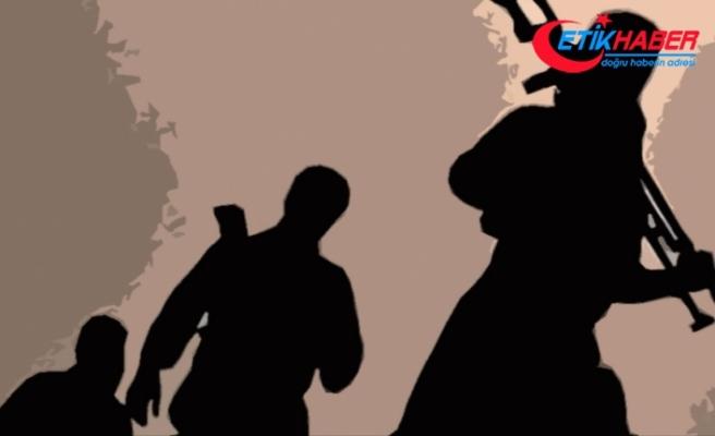 Suriye sınırında 2 terörist yakalandı