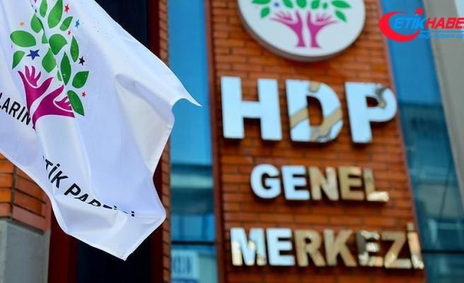 Teröristlere 'şehit' diyen HDP'li belediye başkanına 10 ay hapis