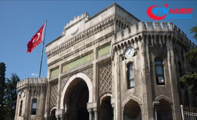 Türkiye başarılı üniversiteleriyle dünya alan sıralamasında 13. sırada