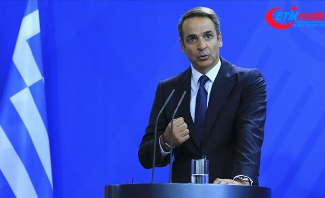 Yunanistan Başbakanı Miçotakis: Türkiye ile konuşmak her zaman iyidir