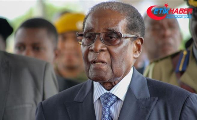 Zimbabve'nin eski Devlet Başkanı Mugabe hayatını kaybetti