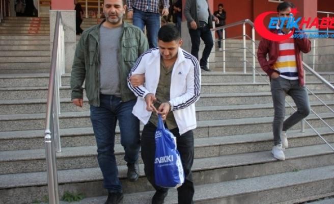 18 suçtan 15 yıl hapis cezası ile aranan şahıs Kocaeli'de yakalandı