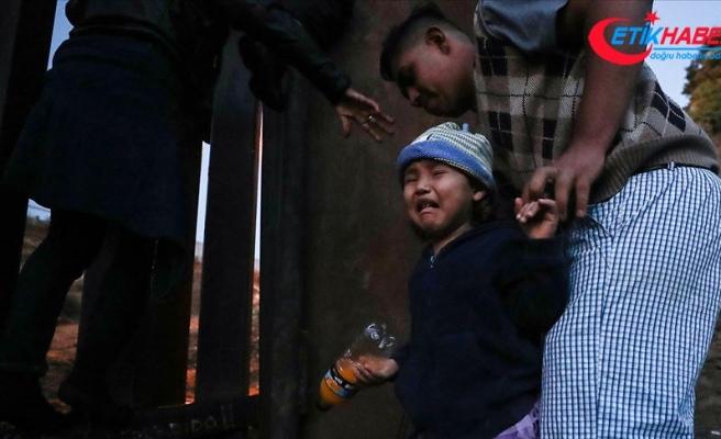 ABD'de bin 556 göçmen çocuğu ailelerinden koparıldı